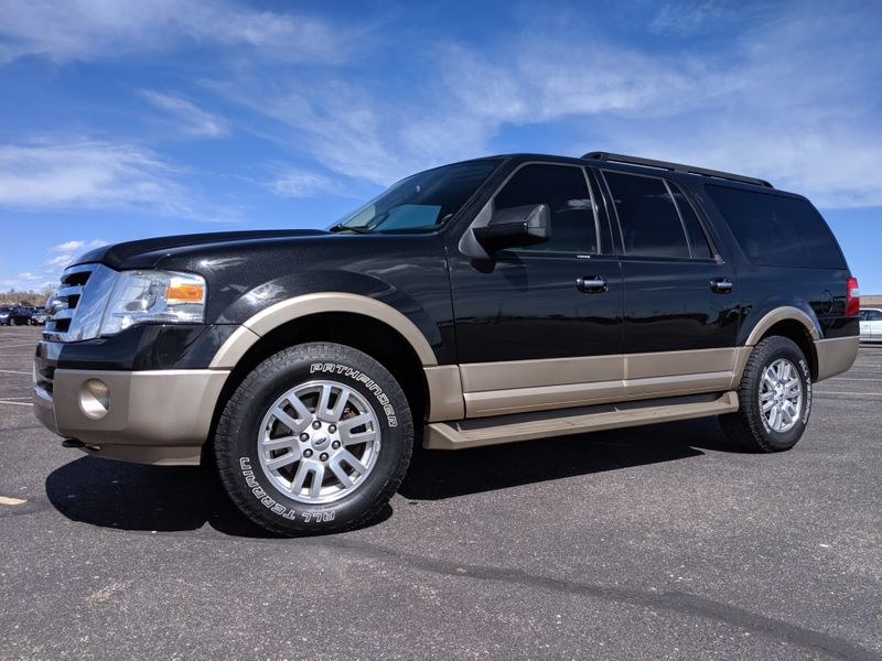 2014 Ford Expedition EL XLT  Fultons Used Cars Inc  in , Colorado