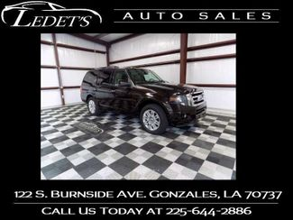 2014 Ford Expedition Limited - Ledet's Auto Sales Gonzales_state_zip in Gonzales