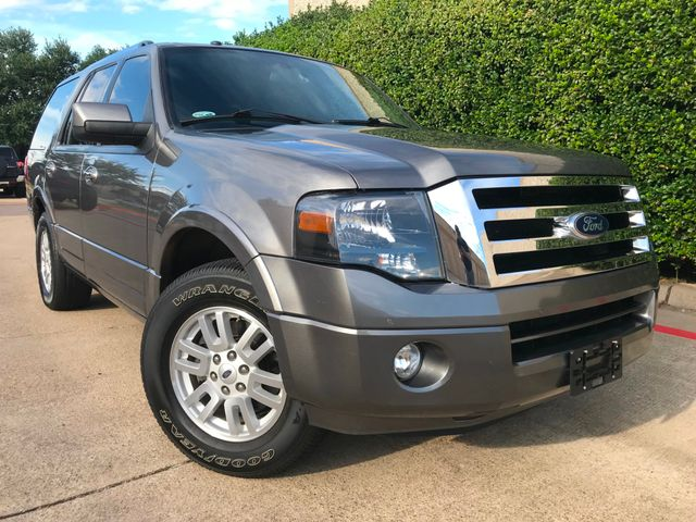 2014 Ford Expedition Limited **Navigation**Sunroof**20's**14 Svc Record
