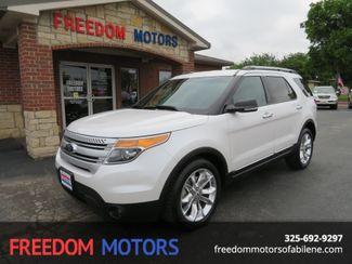 2014 Ford Explorer XLT Premium   Abilene, Texas   Freedom Motors  in Abilene,Tx Texas