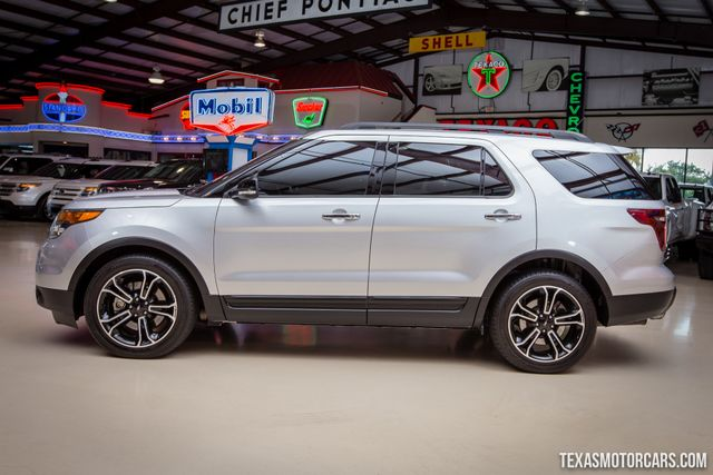 2014 Ford Explorer Sport 4X4 in Addison Texas, 75001