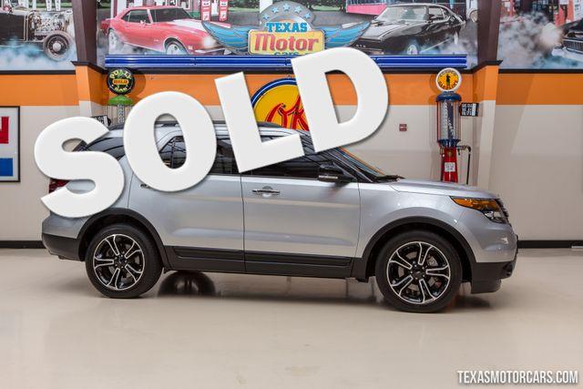2014 Ford Explorer Sport 4X4