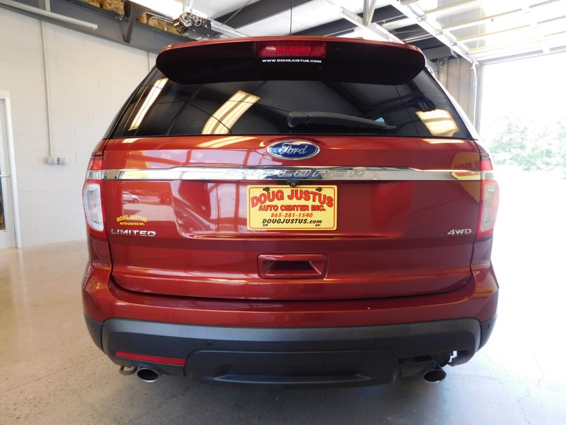 2014 Ford Explorer Limited  city TN  Doug Justus Auto Center Inc  in Airport Motor Mile ( Metro Knoxville ), TN