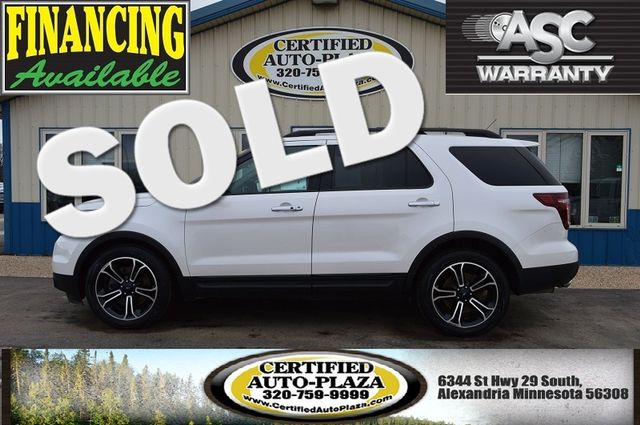 2014 Ford Explorer Sport 4x4 in  Minnesota