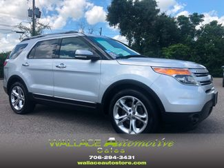 2014 Ford Explorer Limited in Augusta, Georgia 30907
