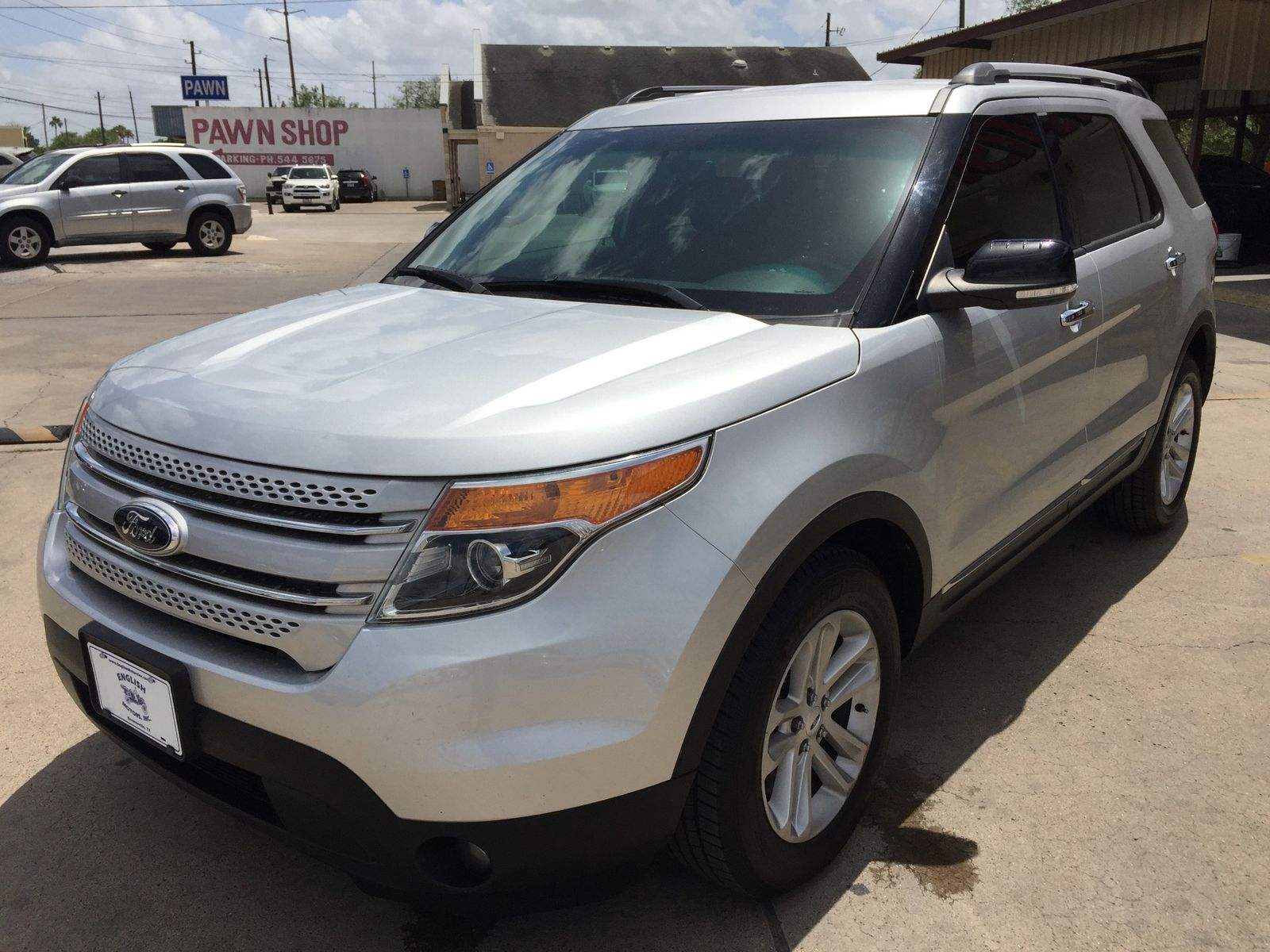 2014 Ford Explorer Xlt Brownsville Tx English Motors In