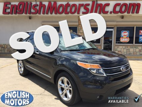 2014 Ford Explorer Limited in Brownsville, TX
