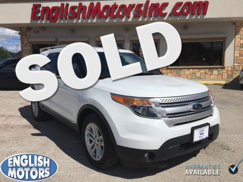 2014 Ford Explorer XLT in Brownsville, TX