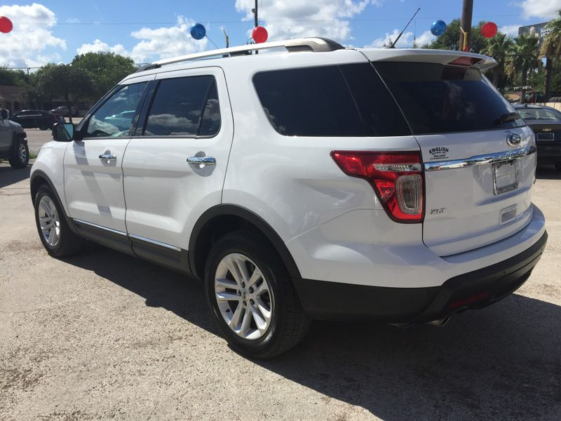 2014 Ford Explorer XLT  Brownsville TX  English Motors  in Brownsville, TX