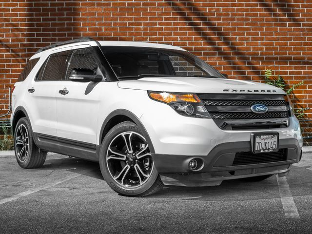 2014 Ford Explorer Sport Burbank, CA 1