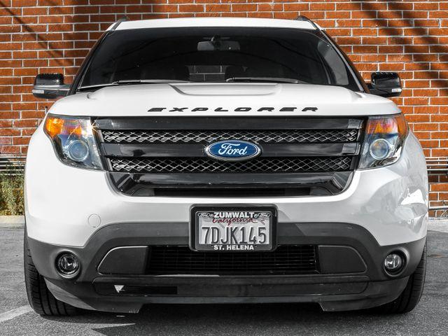 2014 Ford Explorer Sport Burbank, CA 2