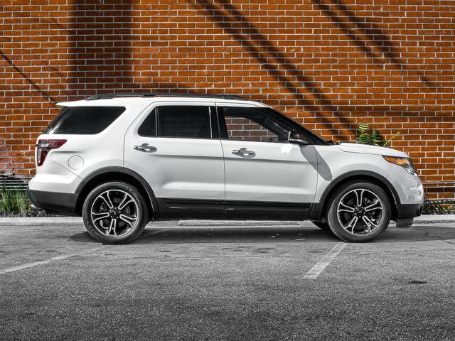 2014 Ford Explorer Sport Burbank, CA 4