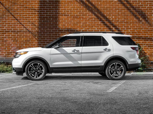 2014 Ford Explorer Sport Burbank, CA 5