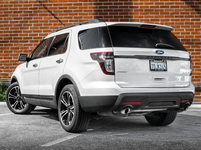 2014 Ford Explorer Sport Burbank, CA 7