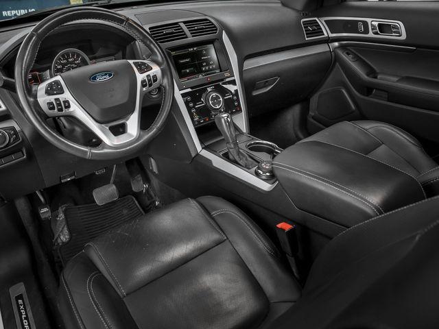 2014 Ford Explorer Sport Burbank, CA 9