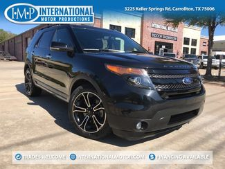 2014 Ford Explorer Sport ONE OWNER in Carrollton, TX 75006