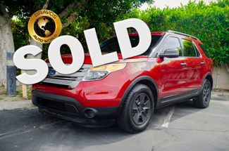 2014 Ford Explorer in cathedral city, California