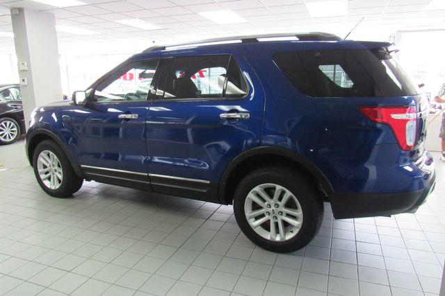 2014 Ford Explorer XLT W/ BACK UP CAM Chicago, Illinois 3