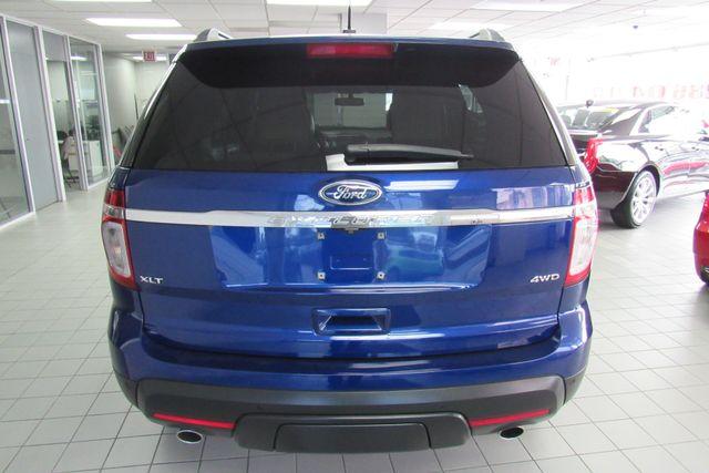 2014 Ford Explorer XLT W/ BACK UP CAM Chicago, Illinois 4