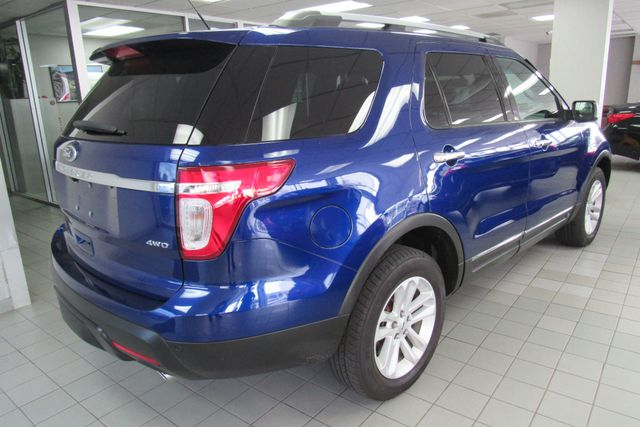 2014 Ford Explorer XLT W/ BACK UP CAM Chicago, Illinois 5