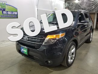 2014 Ford Explorer Limited AWD All Wheel Drive in Dickinson, ND 58601