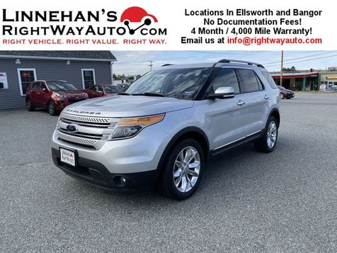 2014 Ford Explorer Limited in Bangor