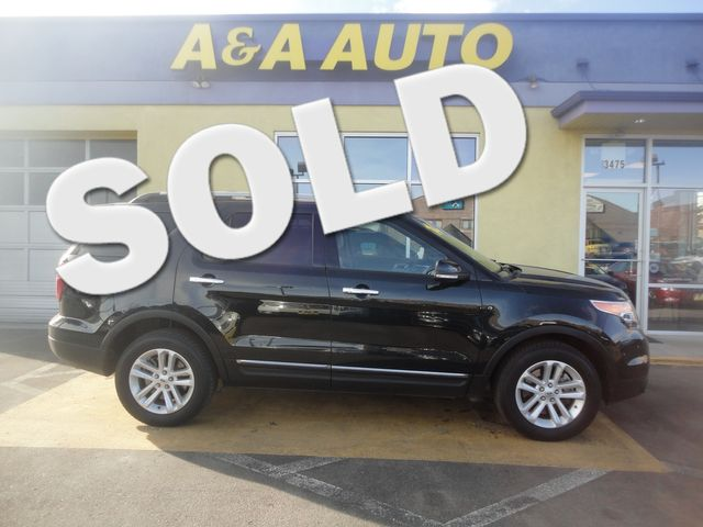 2014 Ford Explorer XLT in Englewood, CO 80110