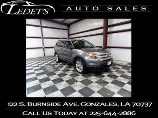 2014 Ford Explorer XLT - Ledet's Auto Sales Gonzales_state_zip in Gonzales