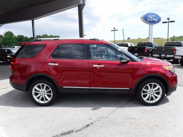 2014 Ford Explorer XLT 4X4 in Gower Missouri, 64454