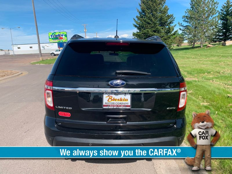 2014 Ford Explorer Limited  city MT  Bleskin Motor Company   in Great Falls, MT
