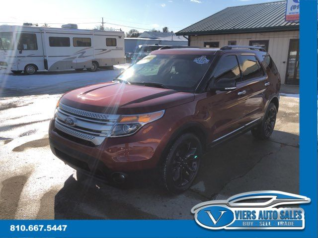 2014 Ford Explorer XLT 4WD in Lapeer, MI 48446