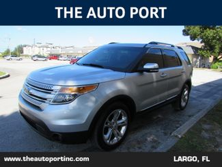 2014 Ford Explorer Limited W/NAVI in Largo, Florida 33773
