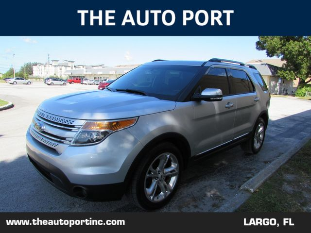 2014 Ford Explorer Limited W/NAVI