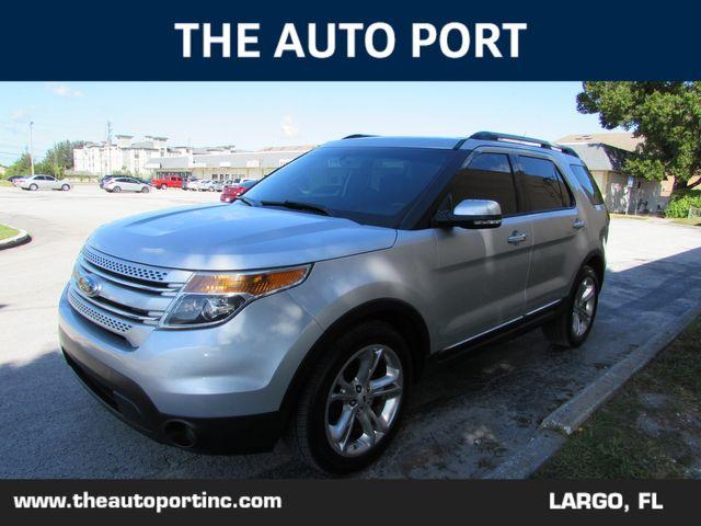 2014 Ford Explorer Limited W/NAVI