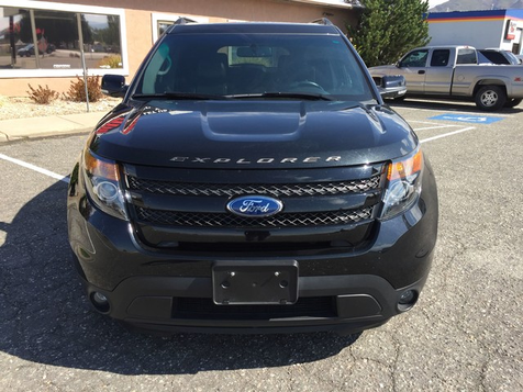 2014 Ford Explorer Sport | Marriott-Slaterville, UT | Top Line Auto Sales in Marriott-Slaterville, UT