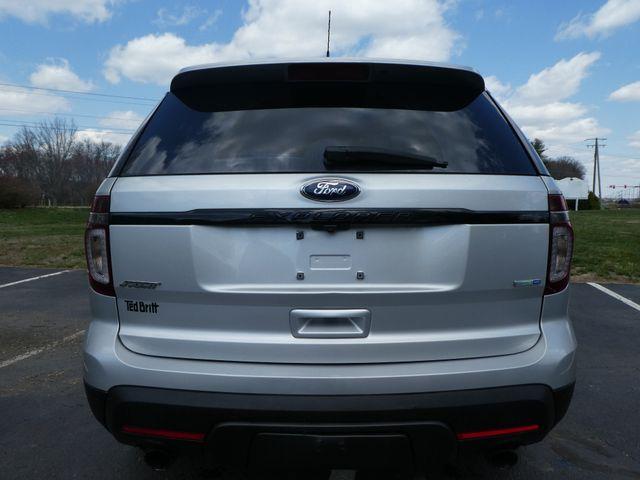 2014 Ford Explorer Sport Leesburg, Virginia 7
