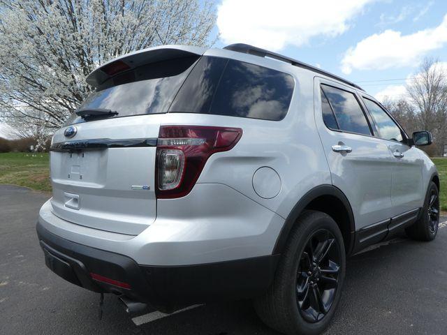 2014 Ford Explorer Sport Leesburg, Virginia 2