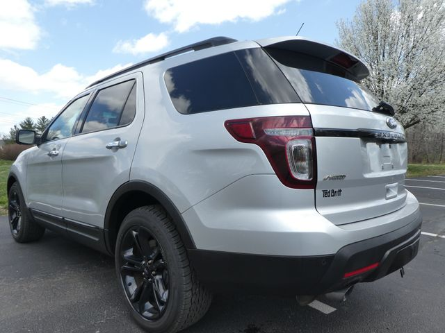 2014 Ford Explorer Sport Leesburg, Virginia 3