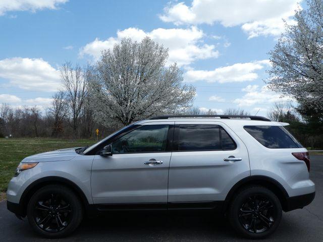 2014 Ford Explorer Sport Leesburg, Virginia 5