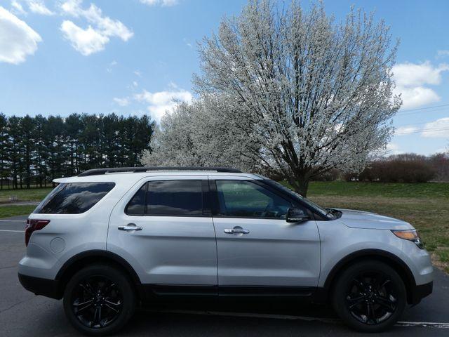 2014 Ford Explorer Sport Leesburg, Virginia 4