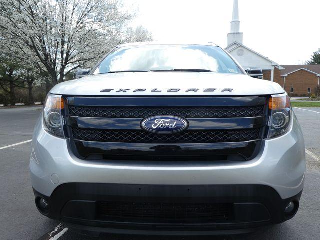 2014 Ford Explorer Sport Leesburg, Virginia 6
