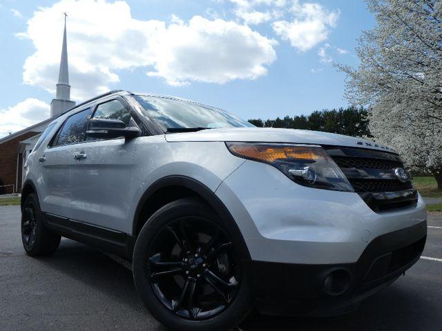 2014 Ford Explorer Sport Leesburg, Virginia 1