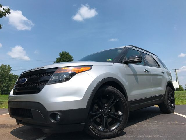2014 Ford Explorer Sport in Leesburg Virginia, 20175