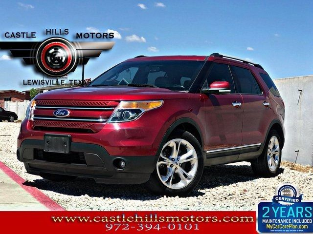2014 Ford Explorer in Lewisville Texas