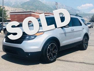 2014 Ford Explorer Sport LINDON, UT