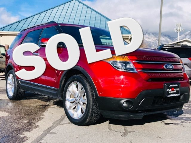 2014 Ford Explorer Limited LINDON, UT