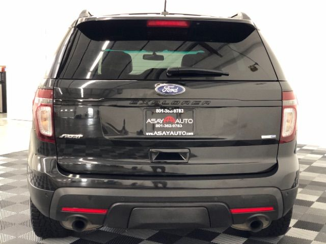 2014 Ford Explorer Sport LINDON, UT 6