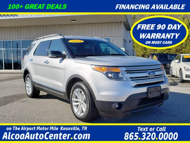 2014 Ford Explorer XLT 4WD 3.5L V6 w/SYNC in Louisville, TN 37777