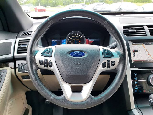 """2014 Ford Explorer Limited FWD 3.5L Leather/Navi/BLIS/20"""" Aluminum in Louisville, TN 37777"""