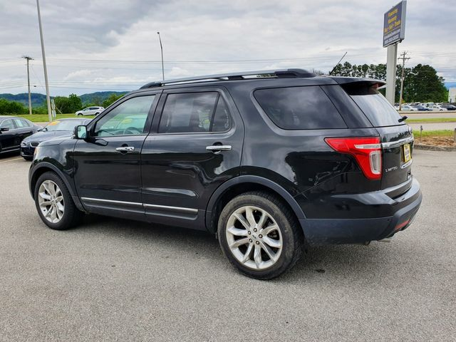 "2014 Ford Explorer Limited FWD 3.5L Leather/Navi/BLIS/20"" Aluminum in Louisville, TN 37777"